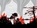 Terkurung Asap Kebakaran Hutan
