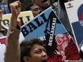 Aktivis Tak Ditahan, Massa Pemblokir Polda Bali Bubarkan Diri