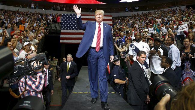 Menang Electoral College, Trump Resmi Jadi Presiden Baru AS