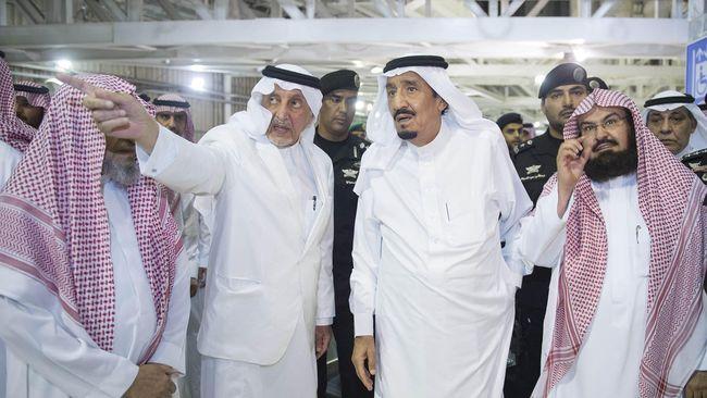 Raja Salman Instruksikan Peninjauan Kembali Prosedur Haji