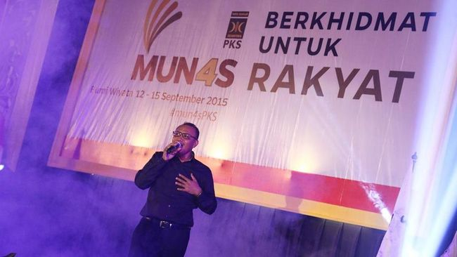 Sekjen PKS Taufik Ridho Mengundurkan Diri
