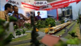 Pesanan 38 Rangkaian Kereta KAI Dipastikan Rampung 2019