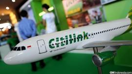 Garuda Indonesia Belum Bahas 'Hasrat' AirAsia Caplok Citilink