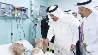Saudi Akan Beri Rp3,8 M bagi Keluarga Korban Insiden Crane