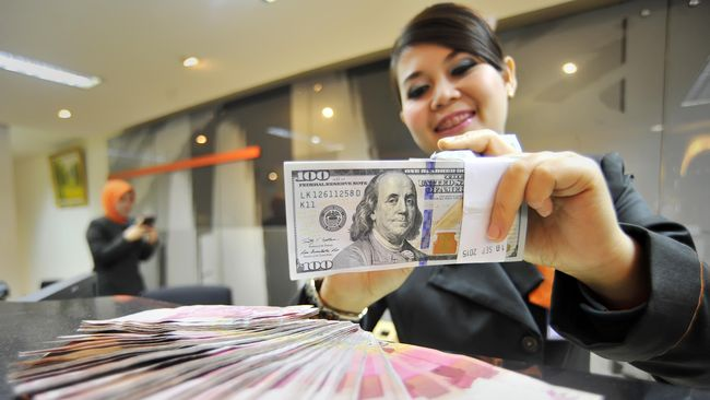 Transaksi Forward Valas US$ 1 Juta kini Tak Perlu Lapor ke BI