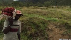 Papua Masih Jadi Provinsi dengan Angka Kemiskinan Tertinggi