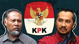 Jejak Perkara Membelit Duo Pimpinan KPK