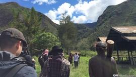 Usai 'Perang Tanding' Dua Suku Adonara, Ratusan Aparat Siaga