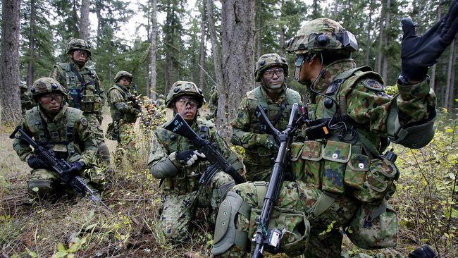 Jepang Beli Pulau Demi Latihan Perang Bersama AS