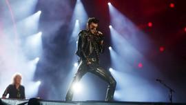 Adam Lambert Anggap Queen Tak Pengaruhi Solo Kariernya
