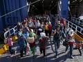 Ribuan Pengungsi Kembali Terselamatkan di Mediterania