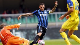 Inter Milan Pimpin Klasemen Serie A