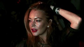 Khawatir, Keluarga Minta Lindsay Lohan Kembali ke Amerika