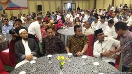 Hendardji dan Rachmat Gobel Daulat Adhyaksa Dault Maju DKI 1