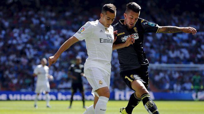 Marcelo Anggap Madrid Beruntung Bisa Menang