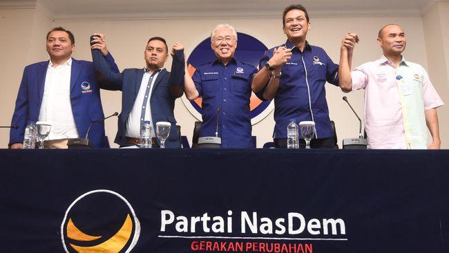 NasDem Klaim Kehilangan 35.306 Suara di Kuala Lumpur
