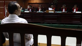 Mantan Sekjen Kemenag Jadi Saksi Suryadharma Ali