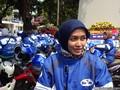 Cerita Fatiha, Mahasiswi Cantik Pengemudi BluJek