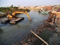 Jelang Musim Hujan, Pemprov DKI Fokus Benahi Saluran Air