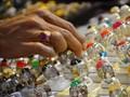 Pemerintah Menduga Tren Batu Akik Dorong Ekspor Perhiasan