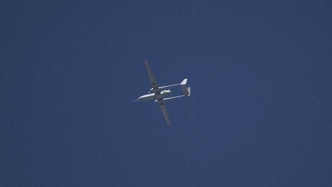 Drone Korut Pantau Sistem Pertahanan Rudal AS di Korsel
