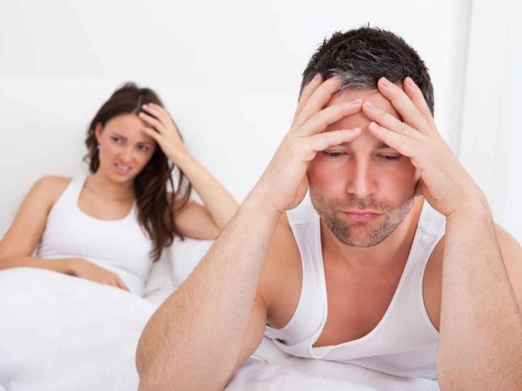 Suami Tak Puas Bercinta Sejak Istri Melahirkan Anak Kedua