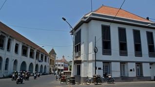 Bangun Kota Lama Semarang, Pemerintah Kucurkan Rp156 Miliar