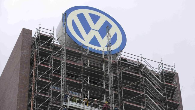 VW Incar Nebeng Produksi di Pabrik Ford