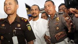 Abraham Samad Minta Jaksa Hentikan Kasusnya