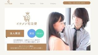 Pria Tampan Pelipur Lara Disewakan di Jepang