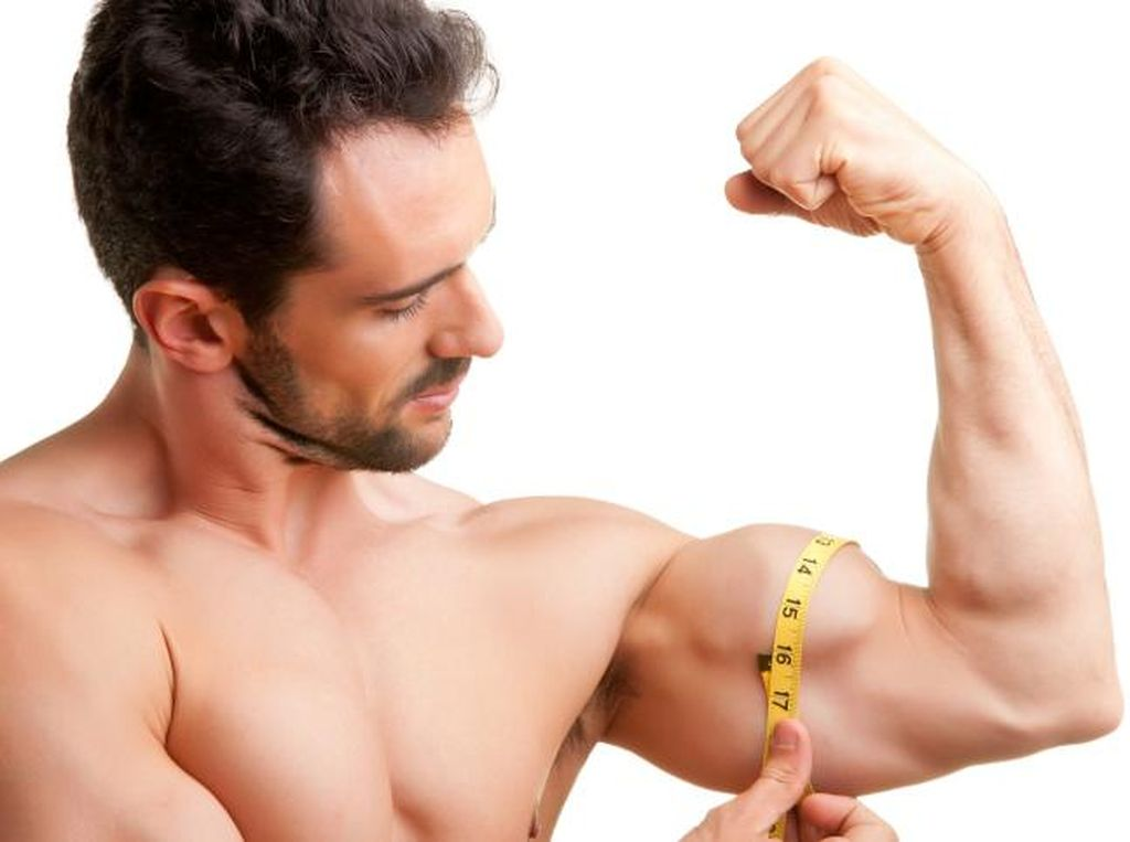 Bodybuilding untuk Si Cungkring