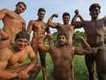 Desa 'Terkuat' di India, Pria-prianya Kekar