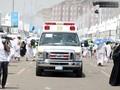 Update: Korban Tragedi Mina Jadi 717 Tewas, 805 Luka