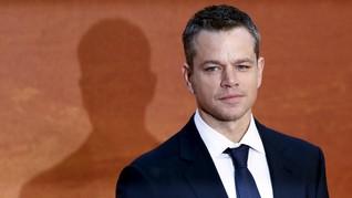 Matt Damon Kapok Berkomentar soal Pelecehan Seksual