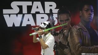 Disney Siapkan Trilogi Baru 'Star Wars'