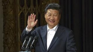 Xi Jinping Tiba di Korut Penuhi Undangan Kim Jong-un