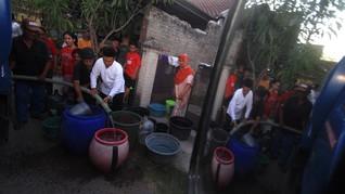 Atasi Kekeringan, Kementerian PUPR Cari Sumber Air Baru