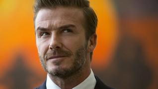 Perangi Malaria, David Beckham Rela Diserang Nyamuk 'Nakal'