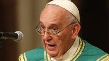 Paus Fransiskus Harap Insiden Tanker Tak Picu Konflik Baru