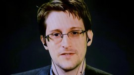 AS Gugat Snowden terkait Penerbitan Buku Memoar Baru