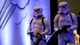 Pesta Pencinta Perang Bintang di Comic Con 2015
