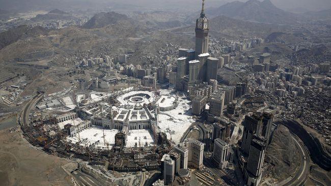 Patra Jasa Patungan dengan Grup Saudi Kelola Hotel di Makkah