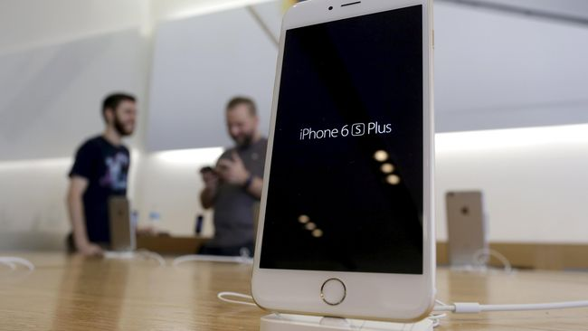 Ada Tragedi Bom, Apple Tunda Penjualan iPhone 6s di Turki