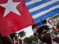 TNI-Polri Siaga Aksi Massa HUT Organisasi Papua Merdeka