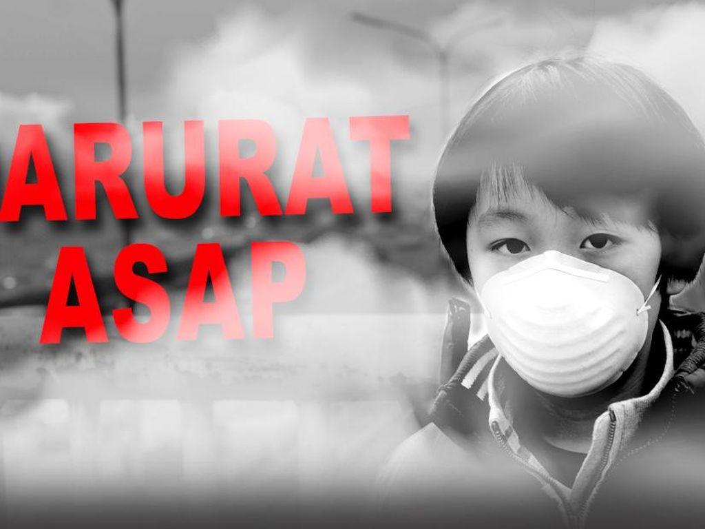 Dampak Bencana Asap Bagi Kesehatan