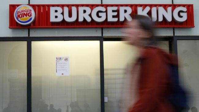 Iklan Piala Dunia Lecehkan Perempuan, Burger King Minta Maaf