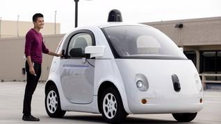 Mobil Otonom Google Sudah Tempuh 3,2 Juta Kilometer
