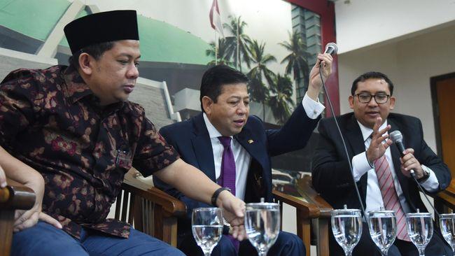 Fahri Bela Fadli soal Surat Setya Novanto ke KPK