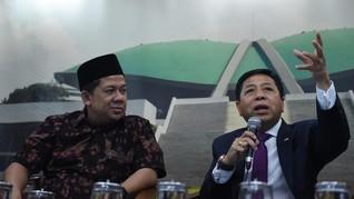 Fahri Sebut Setnov Sempat Temui Jokowi Sebelum Ditahan KPK