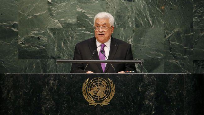Pengamat Sangsi Palestina Akan Tinggalkan Perjanjian Oslo